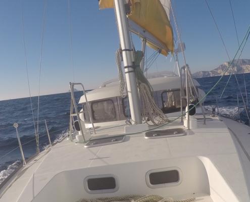 Location Voilier Bateau Var Promenade Balade En Mer Croisiere a La Carte My Sail croisiere Mediterranee provence