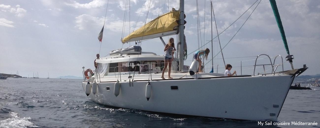 Atoll 43 Dufour - location de voiliers dans le var