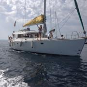 croisière voile méditerranée - formule tout inclus - voilier Padishah