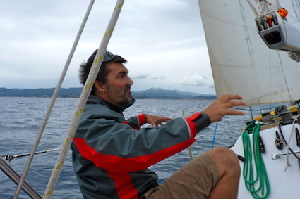 armateur et marin fondateur president my sail croisiere mediterrane location voilier var provence