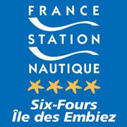 logo site france station nautique