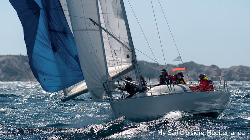 Location voilier JOD 35 Var 83 My Sail croisière Méditerranée