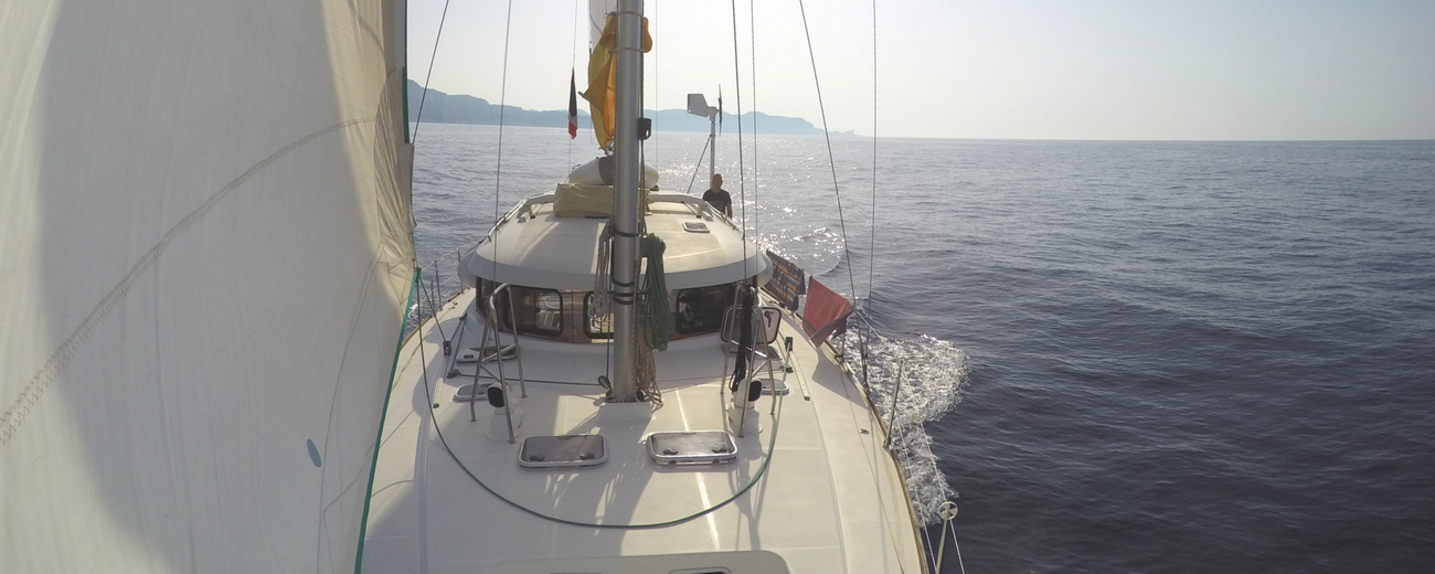Location Voilier monocoque Atoll 43 Dufour Yachts croisiere balade promenade en mer var provence My Sail mediterranee