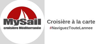 My Sail croisière Méditerranée - location voiliers