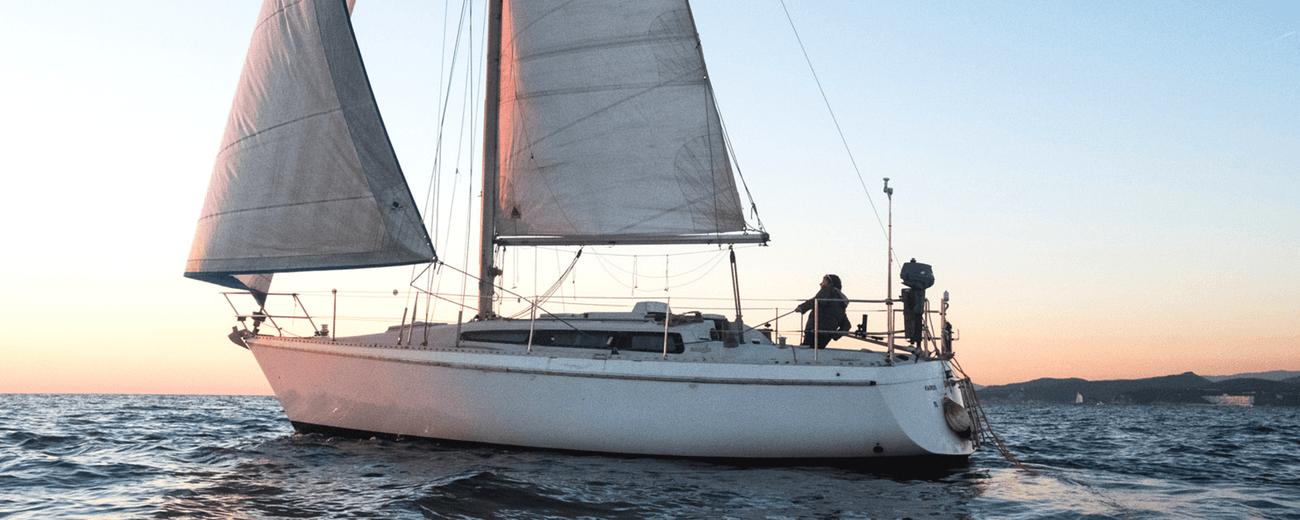 Location voilier GibSea 31DL My Sail croisiere Mediterranee Var cote azur