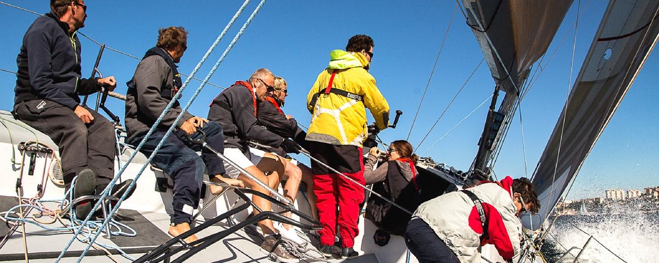 location voilier IRC40 programme regate entrainement voilier IRC40 my sail location mediterranee course sport team building incentive